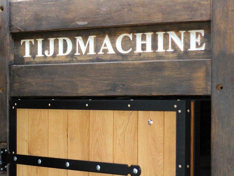 Escape Room Roermond Tijdmachine