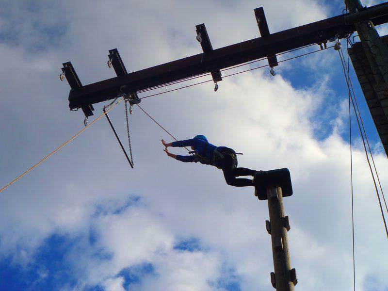 Klimwand Trapeze