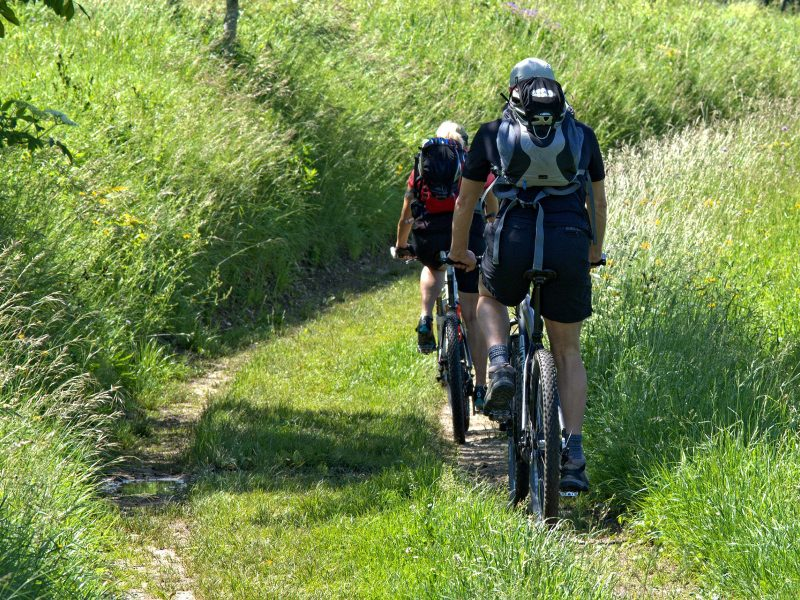 Mountainbike Swalmen
