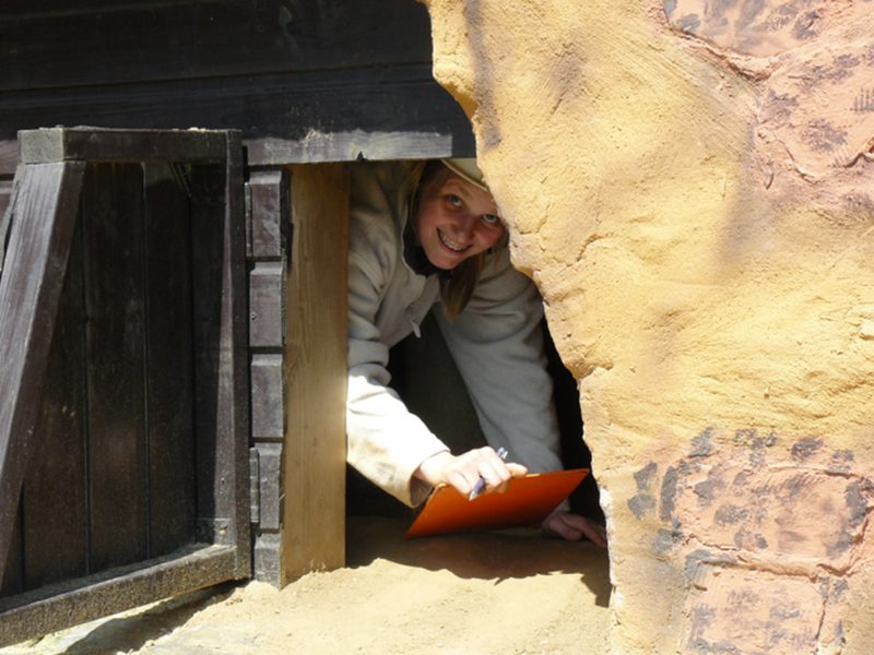 Fort Inca Speleologie